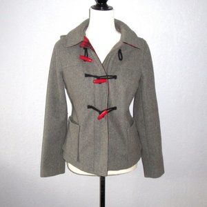 Old Navy gray Wool Peacoat, Jacket Size S